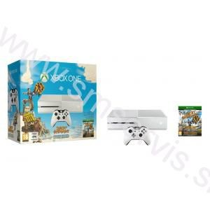 Microsoft Xbox One 500 GB Sunset Overdrive Limited White Edtion